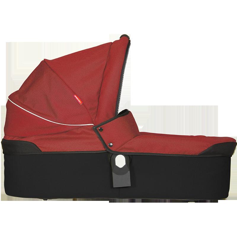 tweed ruby red